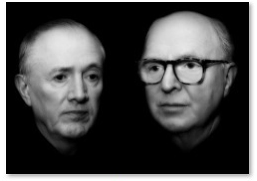 Gilbert & George by Roger Molloy