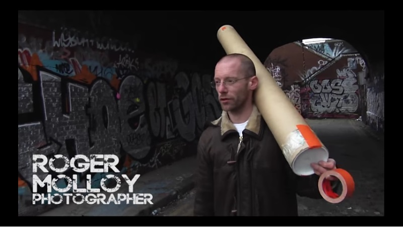 Roger Molloy Photographic Artist Shoreditch